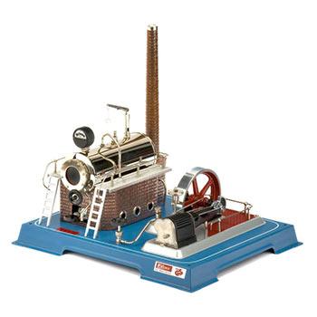 Wilesco D165 Steam Engine Super Saver Set