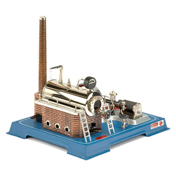 Wilesco D165 Steam Engine Super Saver Set