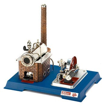 Wilesco Steam Engine D5 Kit