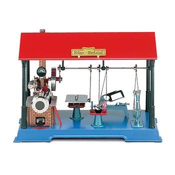 Wilesco Steam Workshop - D 141