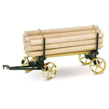 Wilesco Lumber Wagons
