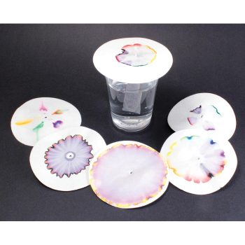 Chromatography Filter Paper - 9 cm Chromatography Discs (100 Pack)
