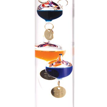 "17"" Galileo Thermometer"