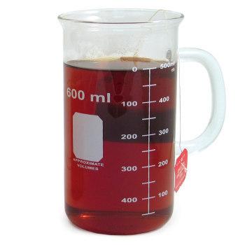 Beaker Mugs - Tall Beaker Mug 600 mL
