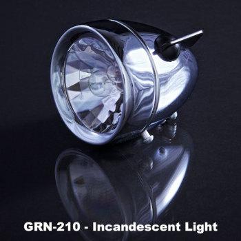 The PowerWheel Incandescent Light