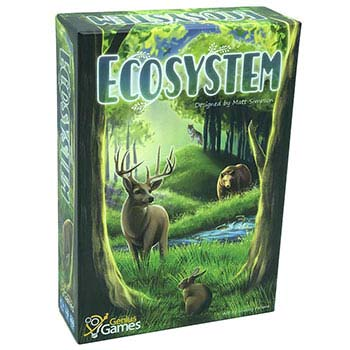Ecosystem - A Habit Building Card Drafting Game