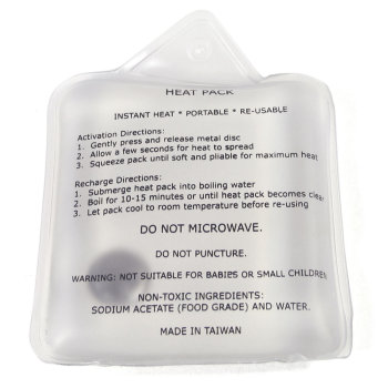 Chemical Heat Pack