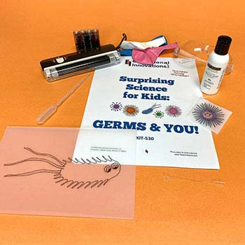 Surprising Science for Kids: GERMS & YOU!
