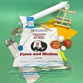 Surprising Science for Kids: Force and Motion