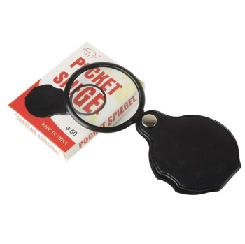 Portable Mini Folding Magnifier