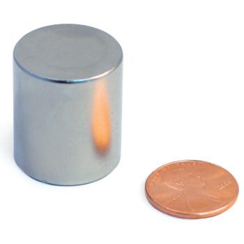 Neodymium Magnet (Extra Large Cylinder)