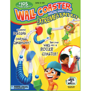 Wall Coaster Stunt Kit