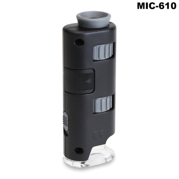 Pocket LED Hand-Held Microscopes