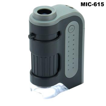 Pocket LED Hand-Held Microscopes - 60x-120x LED Hand-Held Microscope