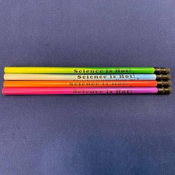 Heat-Sensitive Pencils