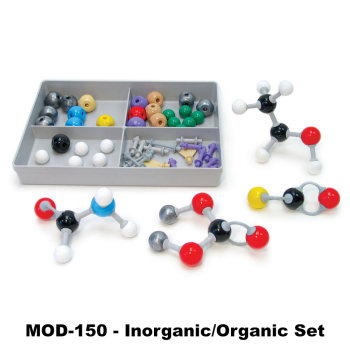 Molymod Molecular Model Sets - Molymod Inorganic / Organic Set