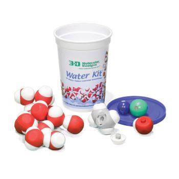 Magnetic Water Molecule Kit (single)