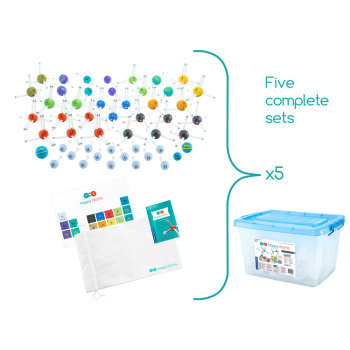 Happy Atoms Educator's Bundle (250 Atoms)