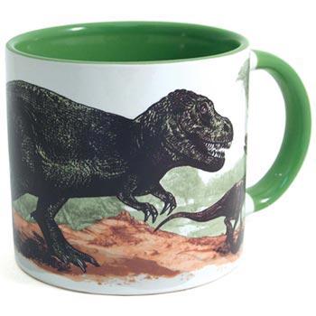 Disappearing Dinosaurs Mug