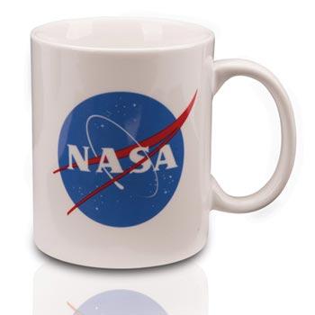 NASA Ceramic Mug