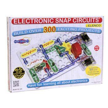Snap Circuits - Electronic Snap Circuits