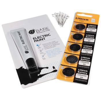 Electric Paint (10 ml) - Electric Paint Circuit Kit