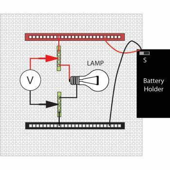 5eBoard Level 2: Basic DC Circuits and Electrical Measurements