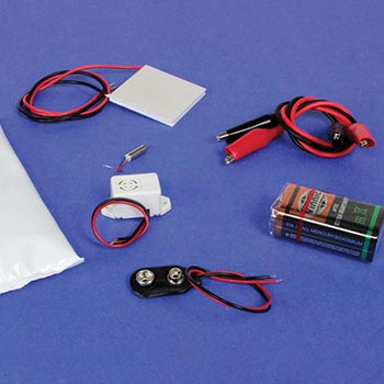 Thermoelectric Energy Demonstration Kit