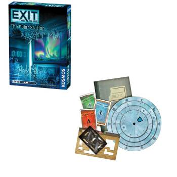 Exit: Escape Room Kits - Exit: The Polar Station