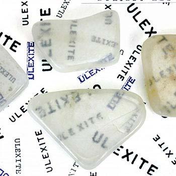 Television Stones - Ulexite