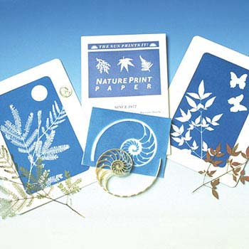 Nature Print Paper - Nature Print Paper 7 x 5 in. sheets (Pkg of 40)
