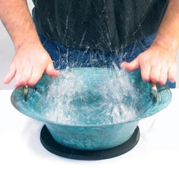Chinese Spouting Bowl - Chinese Spouting Bowl