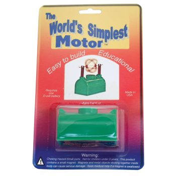 World's Simplest Motor™
