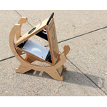 sunspotter solar telescope - allow additional shipping time