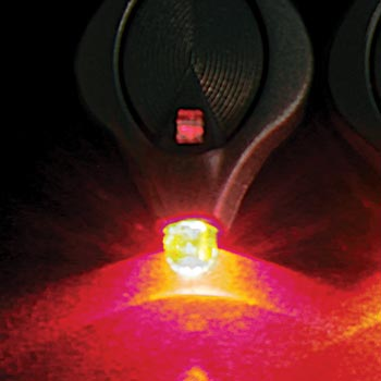 Red Photon Microlight
