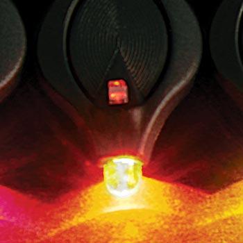 Orange Photon Microlight