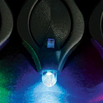 Blue Photon Microlight