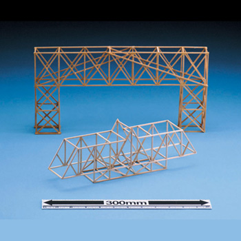 Balsa Bridge Building Kit