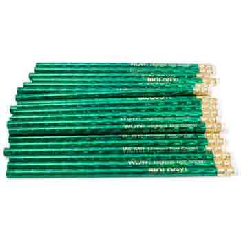 Motivational Pencils 'WOW! Highest Test Score BIOLOGY'