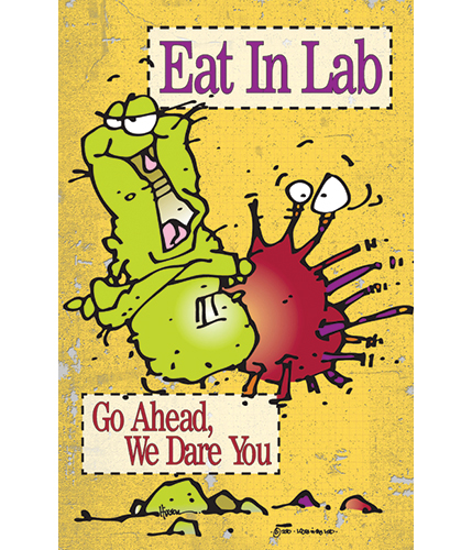 Lab Equipment and Safety - Safety Posters