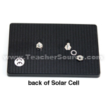 back of solar cell