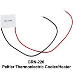 Peltier cooler/heater