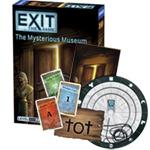 Exit: Escape Room Kits - Exit: The Mysterious Museum