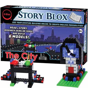 e-Blox Story Blox - The City