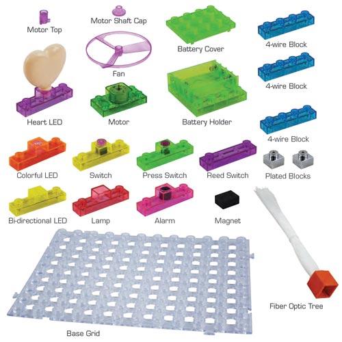 Electricity & Magnetism - E-Blox Circuit Builder 59