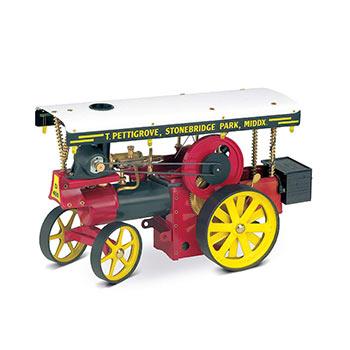 Wilesco Showman's Engines - Showman's Engine - D 409