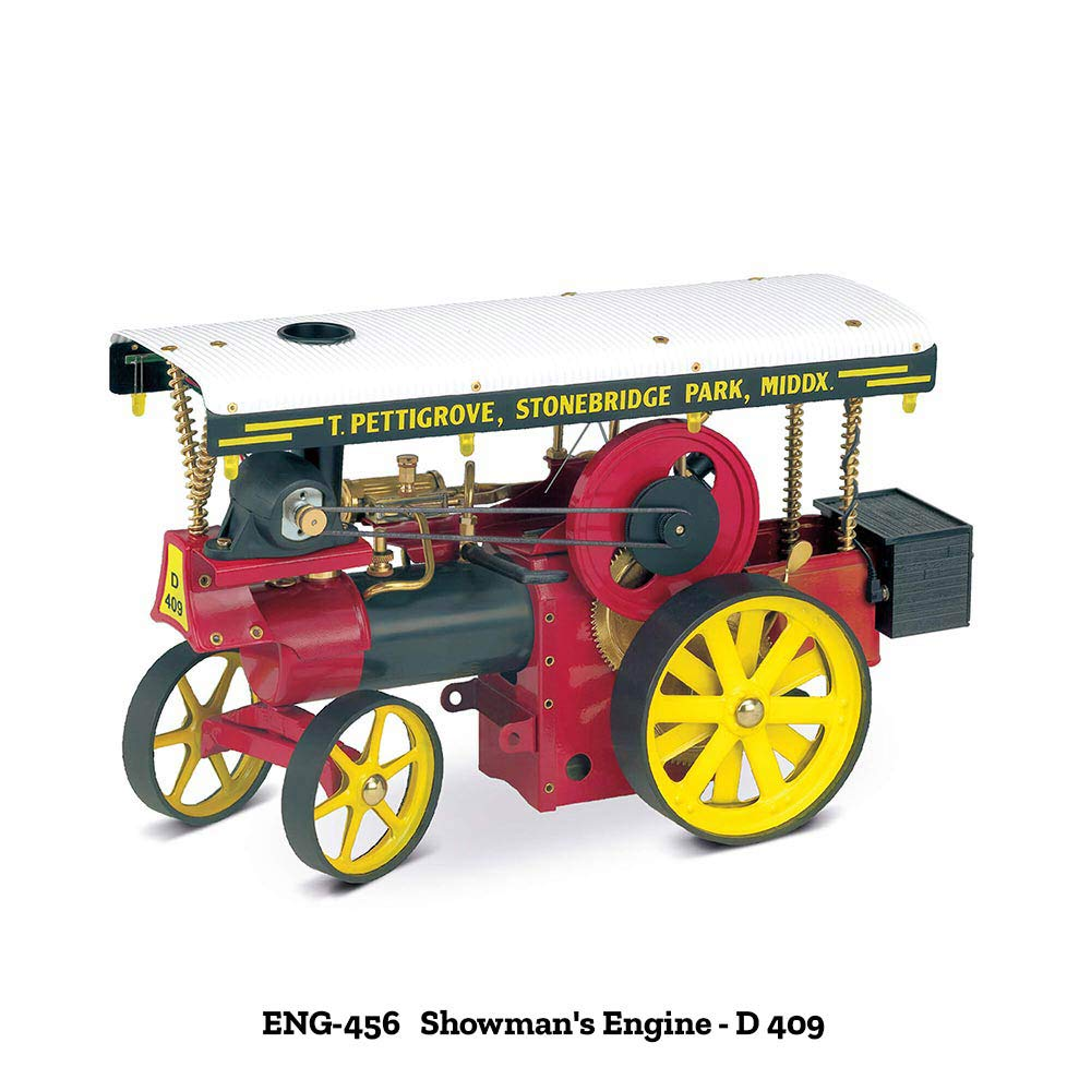 Wilesco Showman's Engines