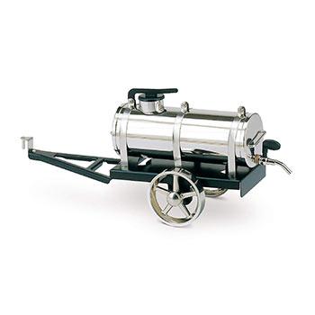 Water Cart - A 388 / black & nickel