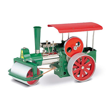 Steamroller 'Old Smoky' - D 365 / green