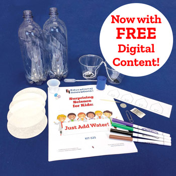Surprising Science for Kids: Just Add Water